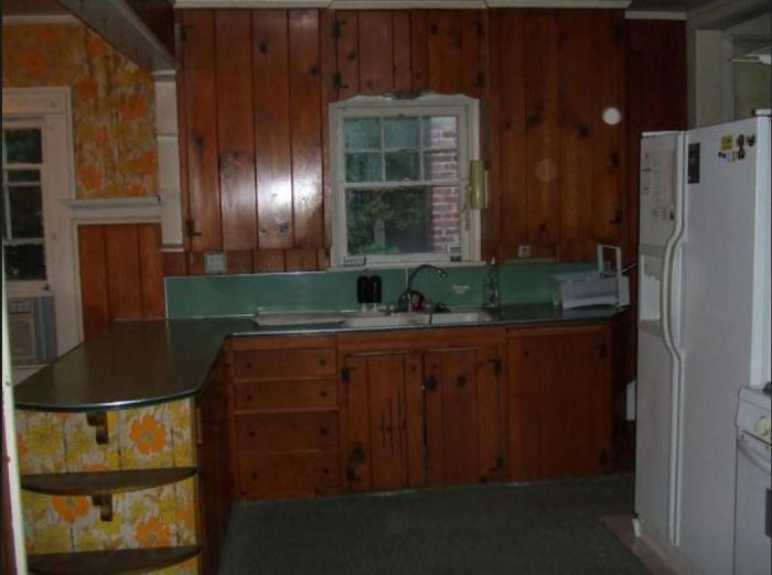 Nightmare on Elm Street Kitchen Before Being Renovated