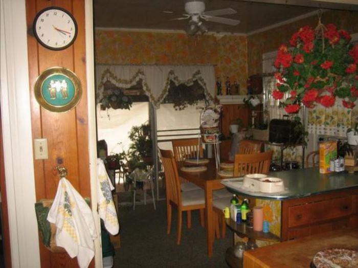 Nightmare on Elm Street Kitchen Before Renovation