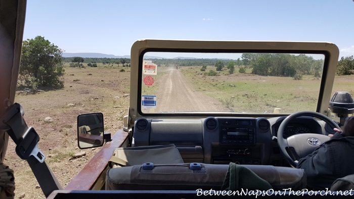 Ride from Airport to Mahali Mzuri Safari Camp