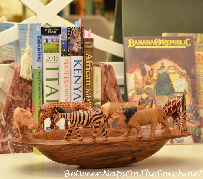 Safari Bowl from Kenya