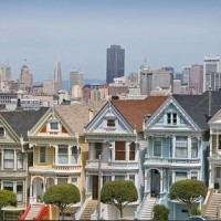 A Rarity: A San Francisco Painted Lady Is Available For Purchase!