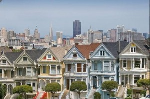 San Francisco's Painted Lady Is Available For Purchase 01