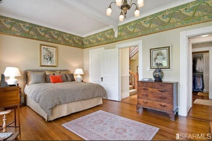San Francisco's Painted Lady Is Available For Purchase 13