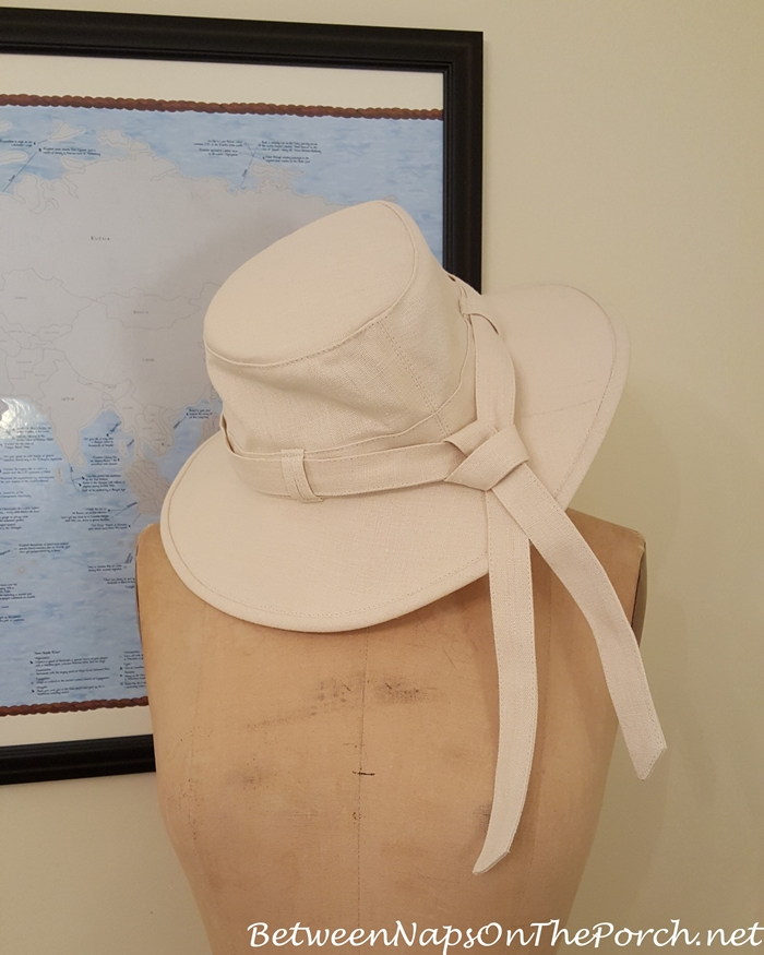 Tilley Hat for Safari or For Beach Trip_wm