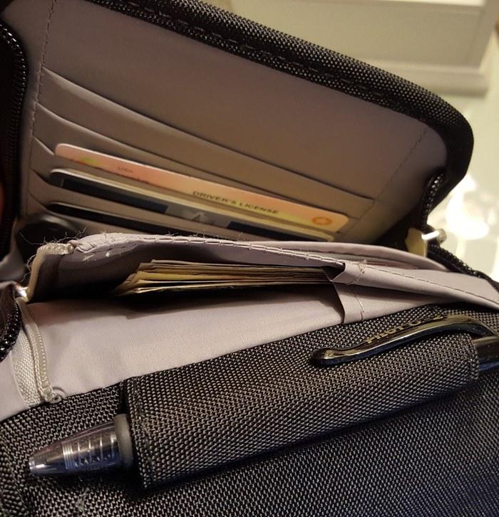 Travelon Anti-Theft Purse Wallet