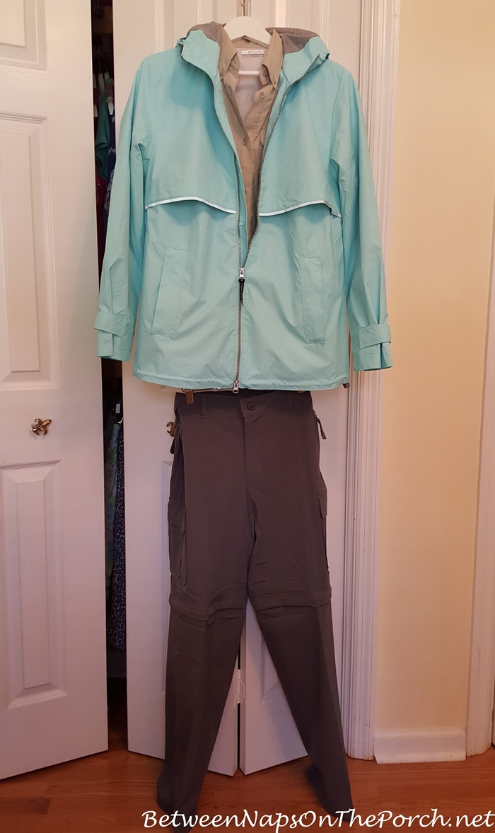 Waterproof Rain Jacket & Zip-Off Pants for Safari in Africa_wm