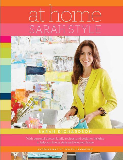 At Home Sarah Style by Sarah Richardson