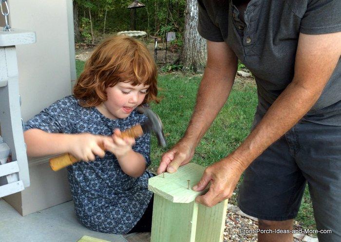 Building Porch Furniture