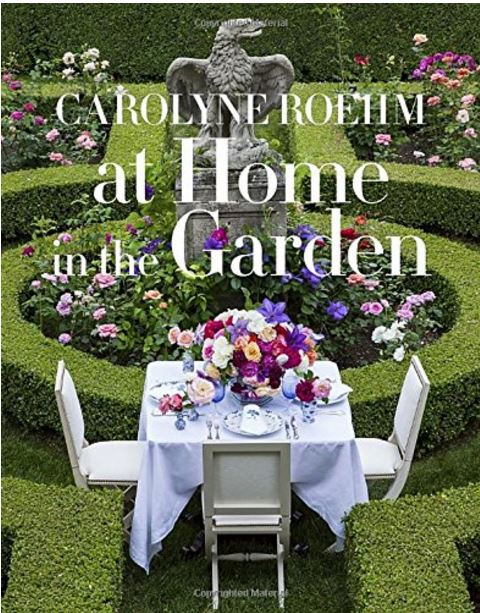 Carolyn Rohem At Home in the Garden