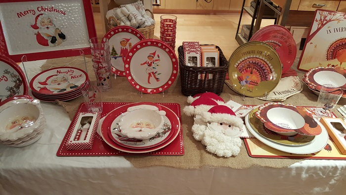 Children's Christmas Dishware
