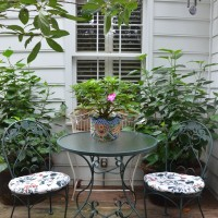 How To Refurbish A Rusted Old Bistro Set