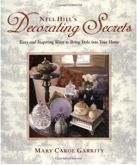 Decorating Secrets by Mary Carol Garrity