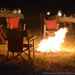 Dinner Under The Stars With a Spirited Performance By Maasai Warriors