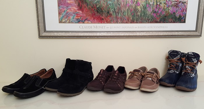 Great Shoes for Fall and Winter Travel