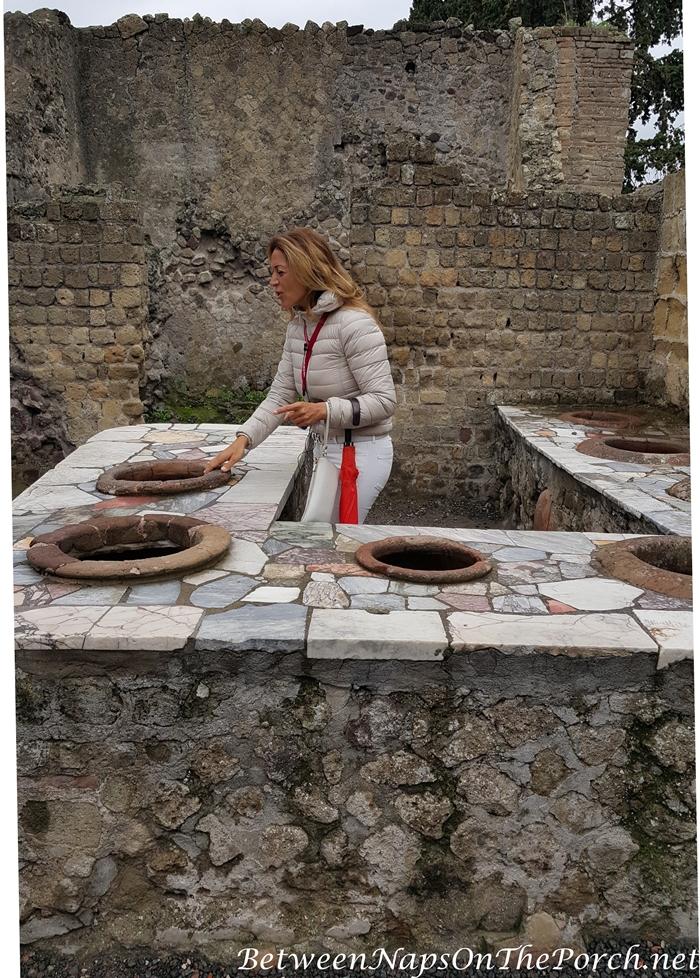 Herculaneum Ruins Tours