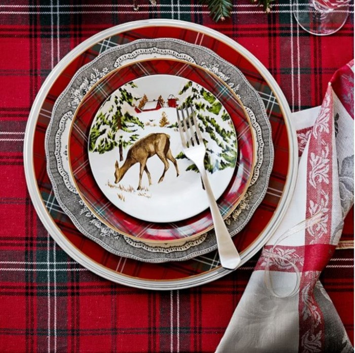 Holiday Dishware