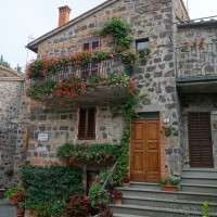 A Visit to Radicofani & the Orcia Valley