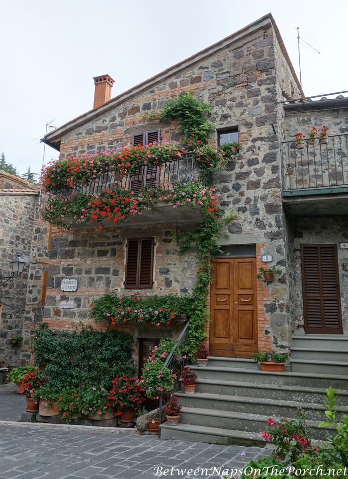 Radicofani, Orcia Valley, Italy 06