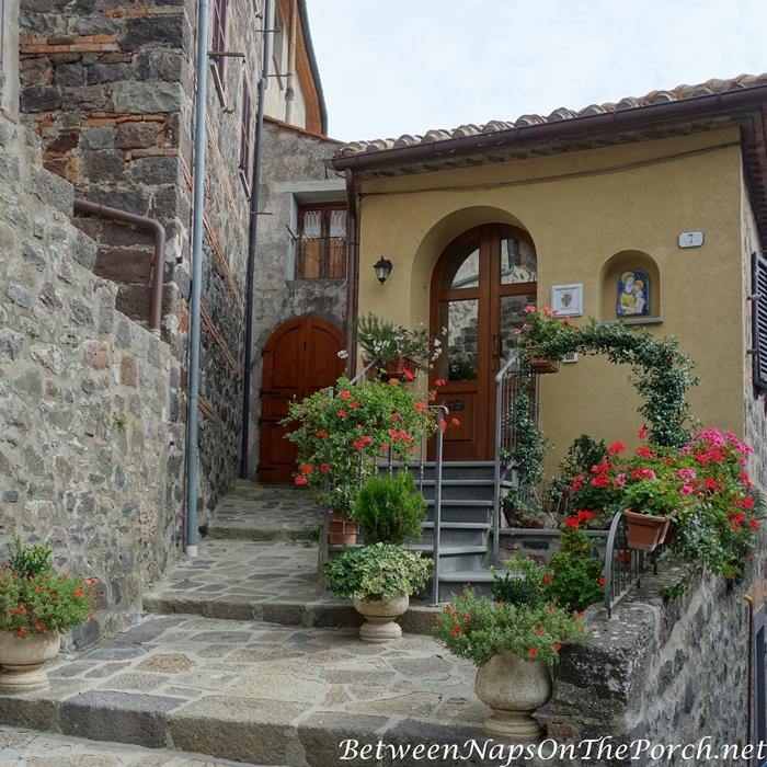 Radicofani, Orcia Valley, Italy 07
