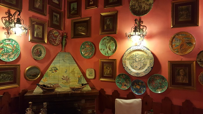 Romantic Dining in Italy 06