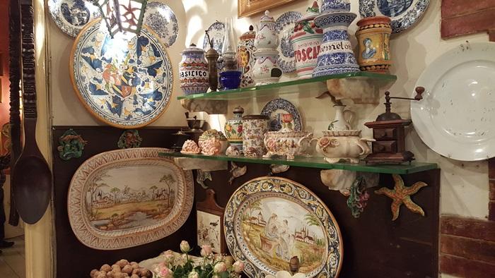 Romantic Dining in Italy 14