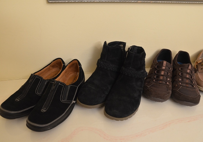 Shoes for Travel