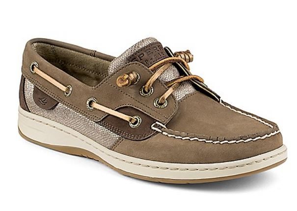 Sperry Ivyfish Metallic Boat Shoes