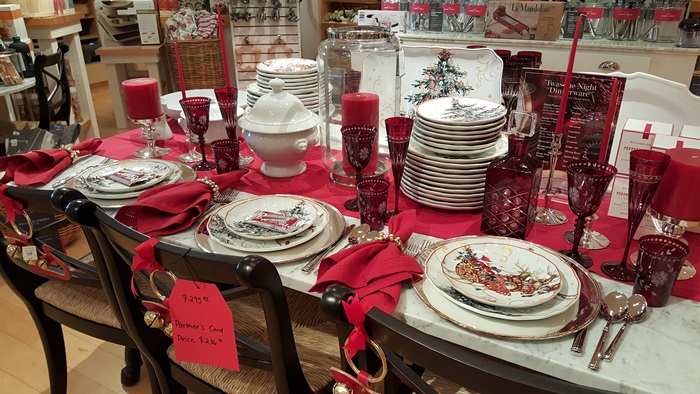 Twas the Night Before Christmas Dishware, Williams Sonoma