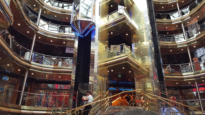 Carnival Ecstasy Sailing with the Scotts