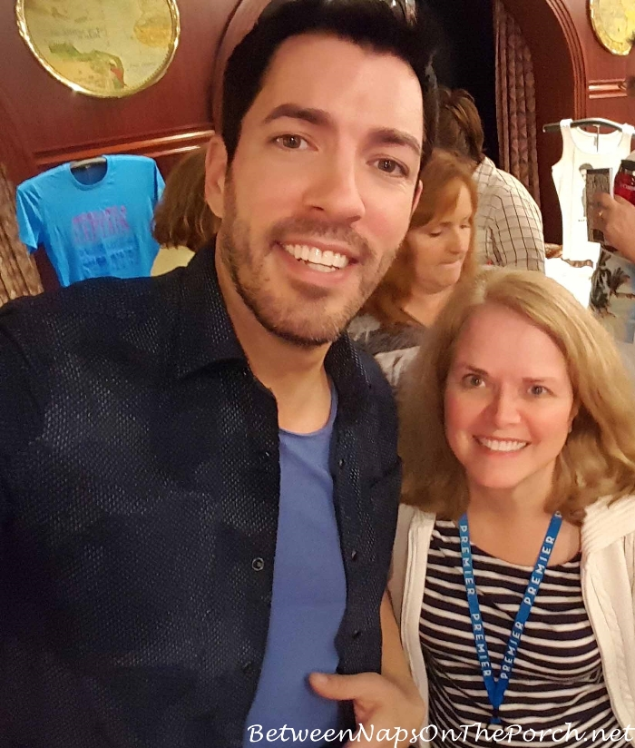 Drew Scott, Sailing With The Scotts Cruise