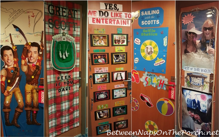 Sailing With The Scotts Door Contest