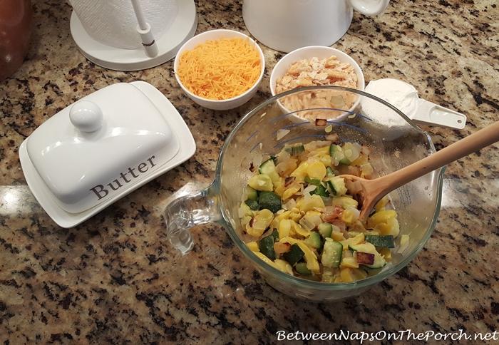 Squash Casserole Recipe by Paula Deen 08