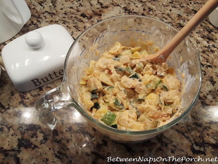 Squash Casserole Recipe by Paula Deen 09