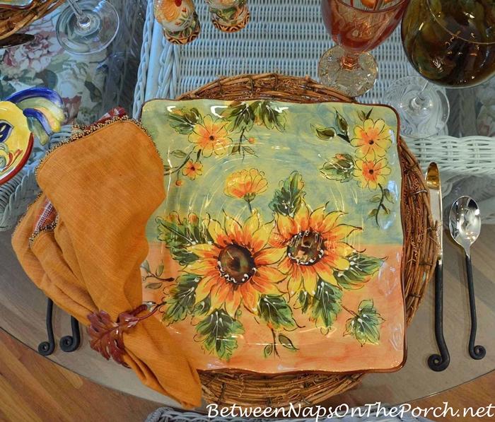 Terra Cotta Sunflower by Maxcera