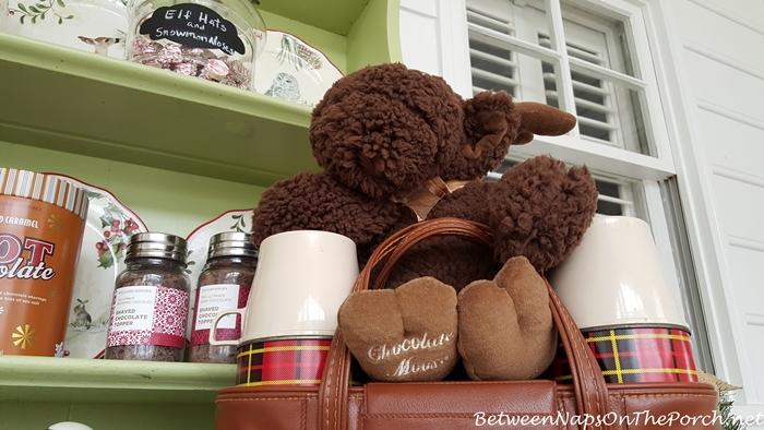 Chocolate Moose Smells Like Chocolate