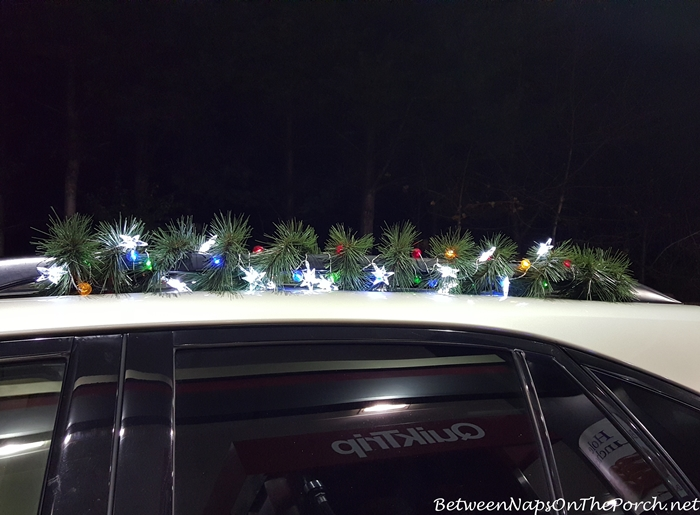 decorate your car for christmas 3 - Christmas Decorations For Your Car