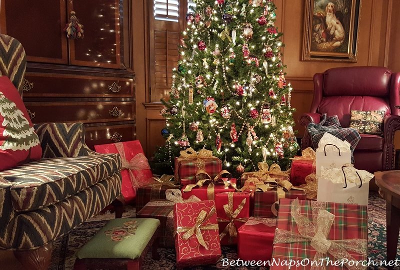 Ideas for Gift Wrapping Christmas Presents