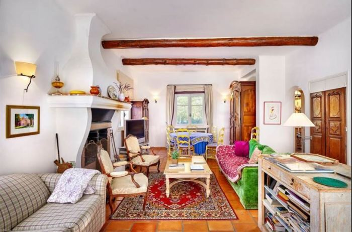 Julia Child's French Holiday Home