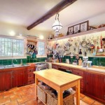 Cook in Julia Child's French Cottage Kitchen in La Pitchoune