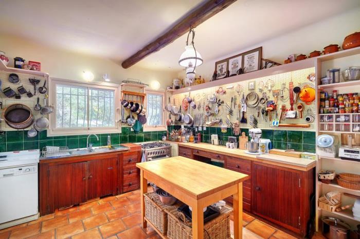 Julia Child's Kitchen, France