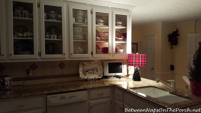 Lamps in Kitchens, Accent and Task Lighting