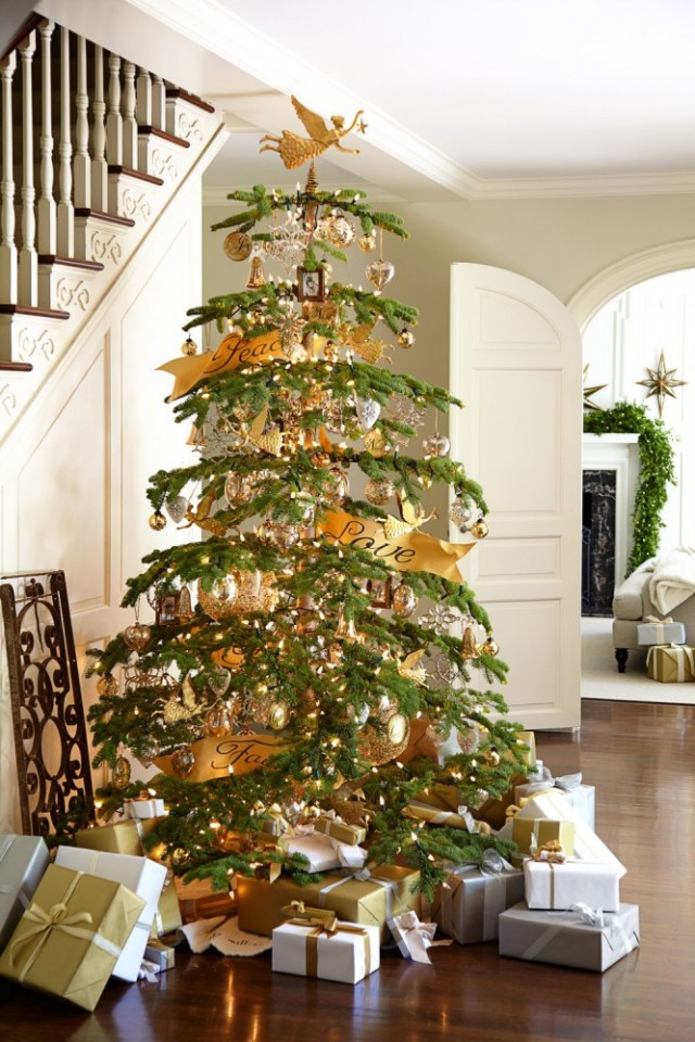 Pottery Barn Tree