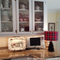 Adding a Touch of Tartan to the Kitchen