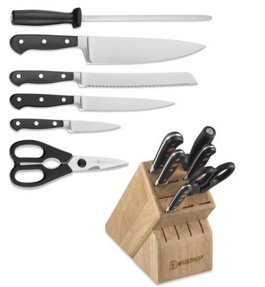 Wusthof Classic Knife Set