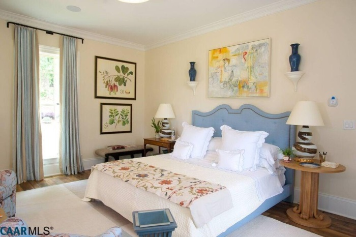Bedroom, The Fox Hill, Southern Living Home