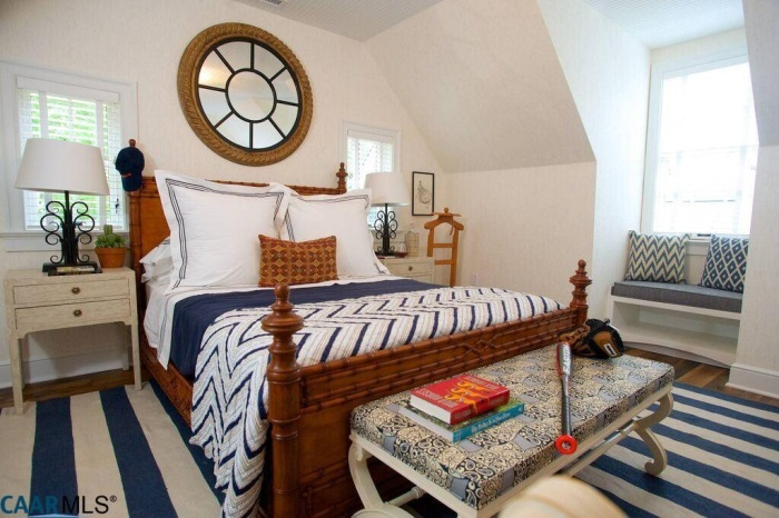 Bedroom, The Fox Hill, Southern Living Plan
