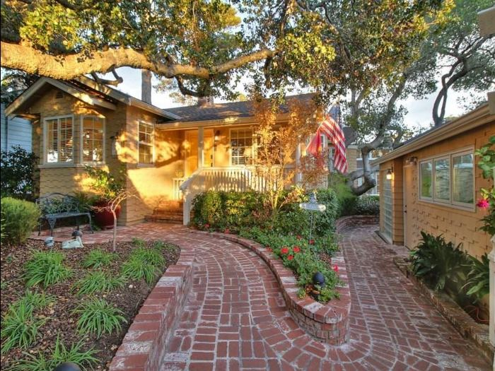 Carmel-by-the-Sea Cottage for sale