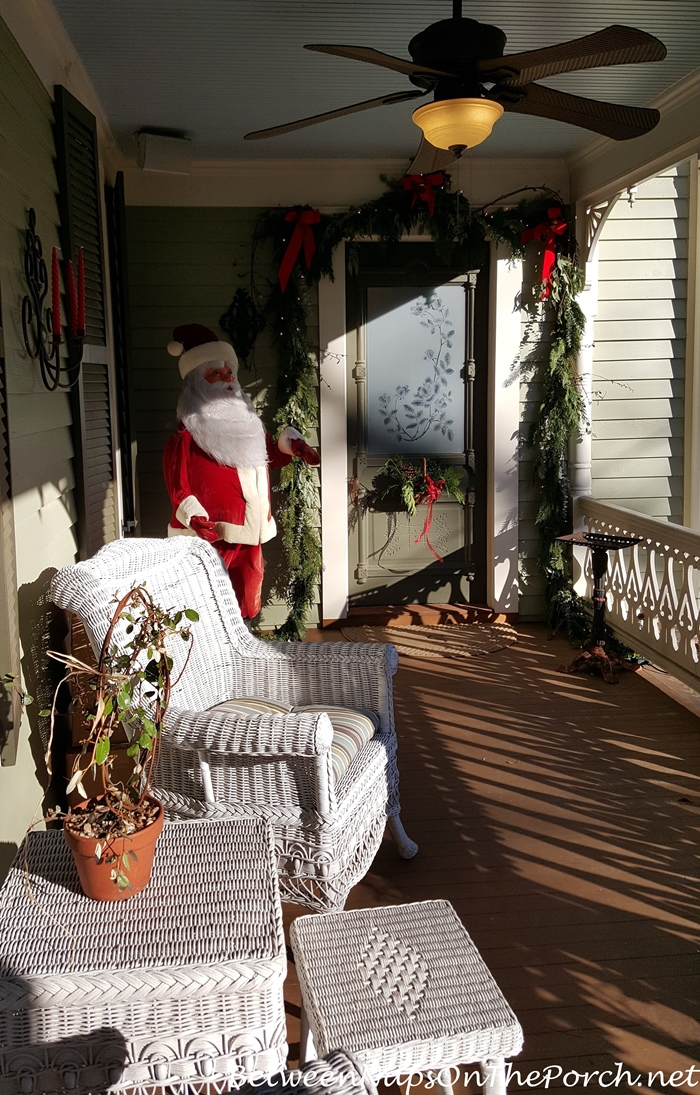 Christmas Decorations for Porch