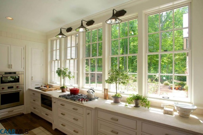 Kitchen in The Fox Hill, Southern Living Plan