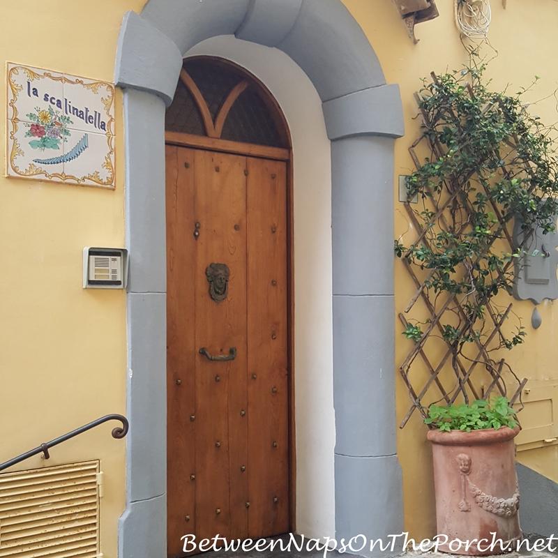 La Scalinatella Villa in Positano, Italy